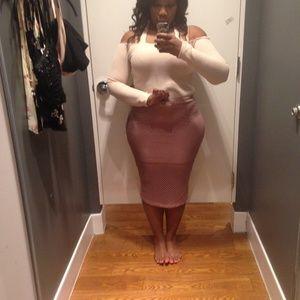Forever 21 Skirt Large